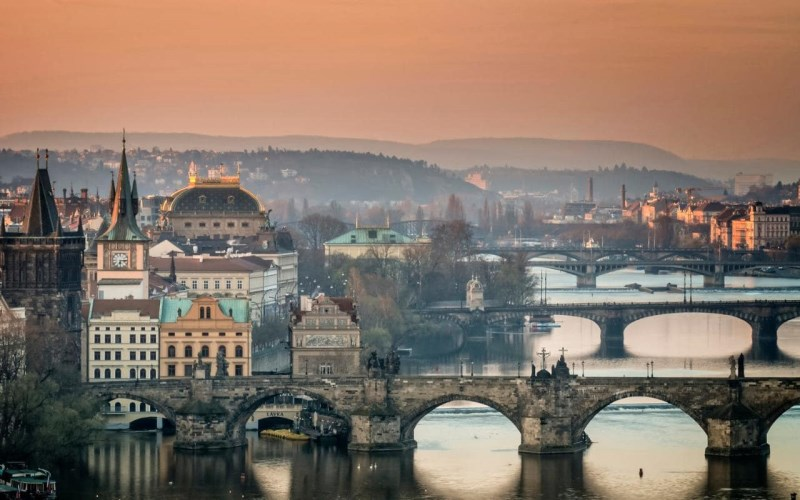 Destinos para San Valentín - Praga