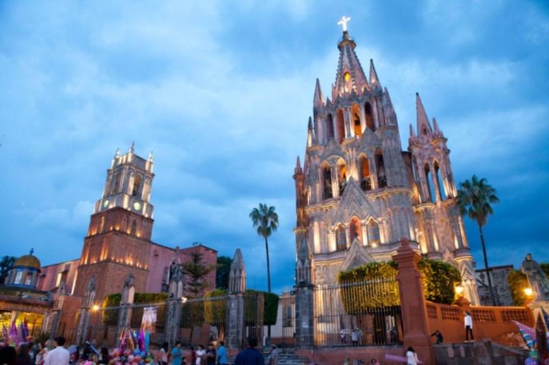 Viajes San Valentín - San Miguel