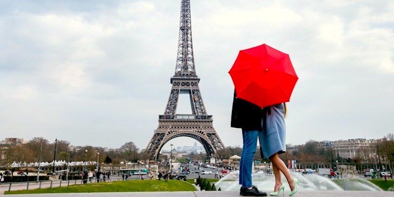 San Valentín en París