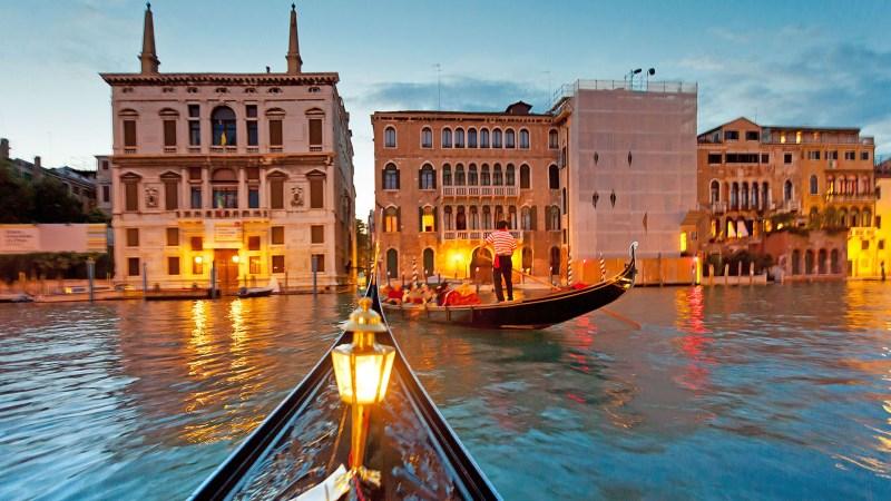 Ciudades románticas - Venecia